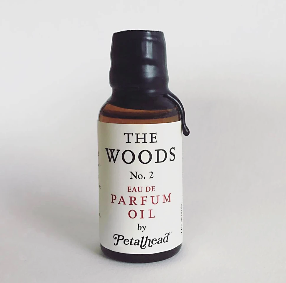 Parfum Oil - The Woods