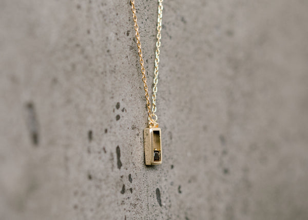 Realm Necklace - Gold