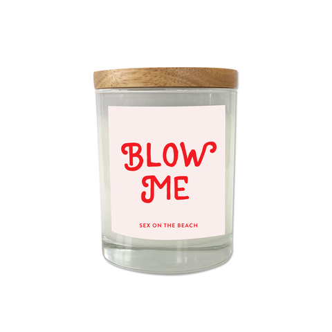 Blow Me Candle - Sex on the Beach