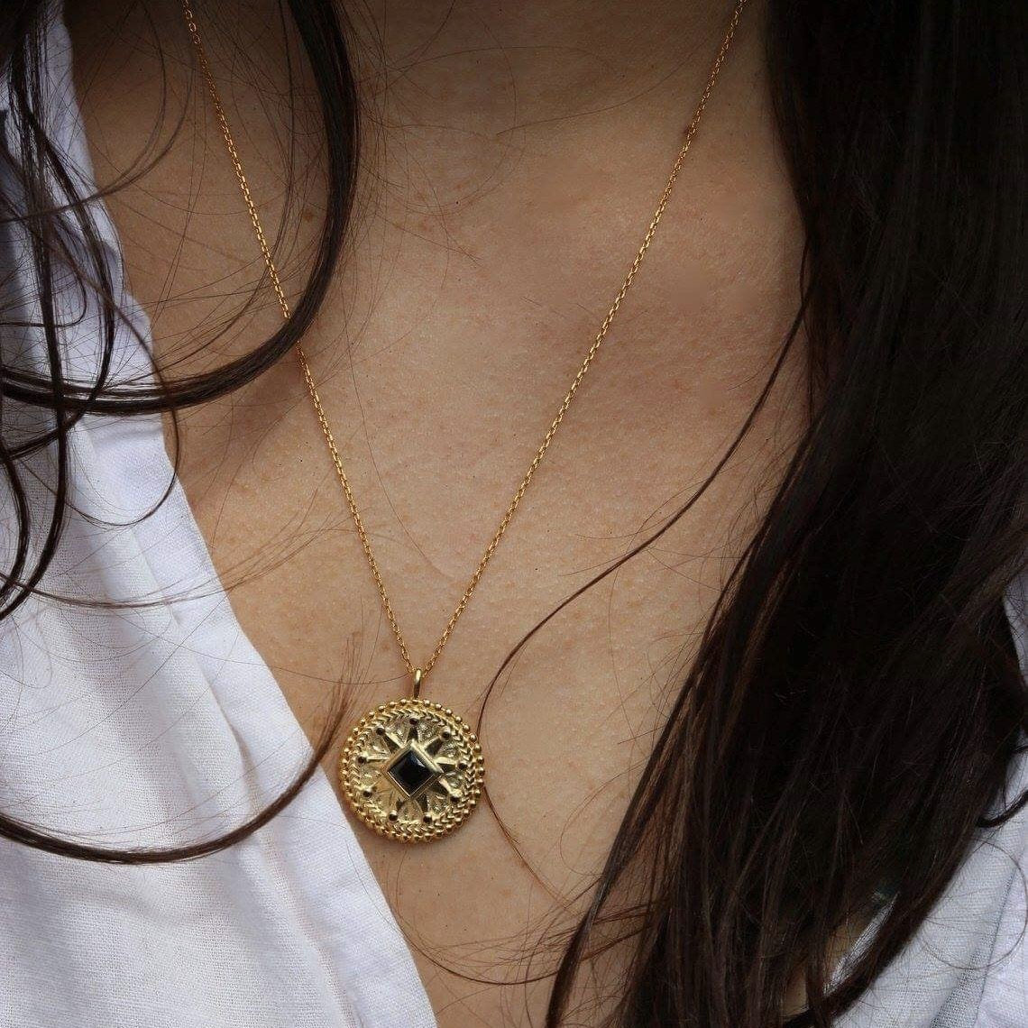 Antidote Necklace - Gold