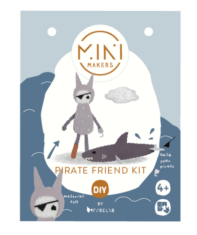 Pirate Friend Kit