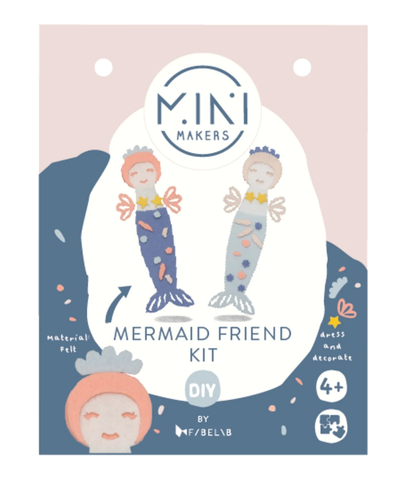 Mermaid Friend kit