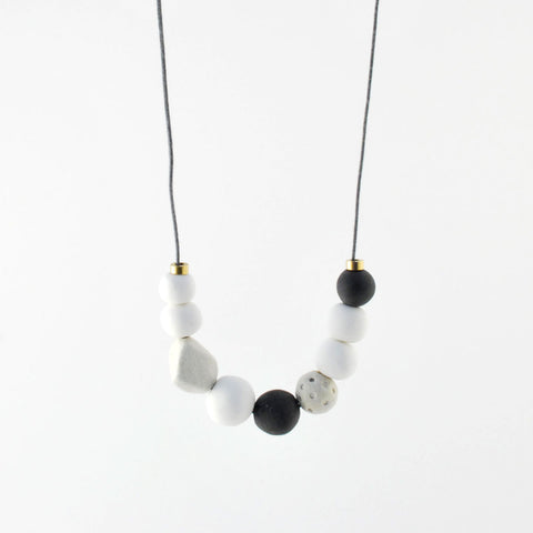 Tomkin 9 Bead Necklace
