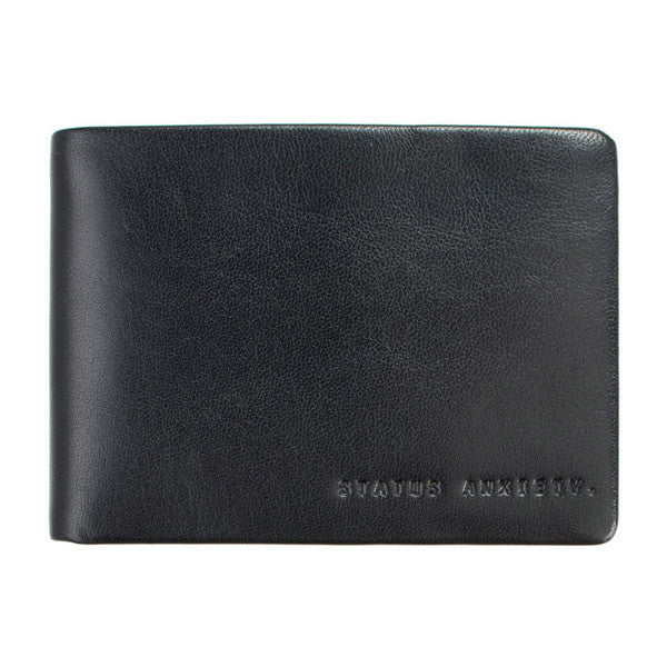Jonah Wallets - Black