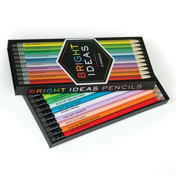 Bright Ideas - Coloured Pencils