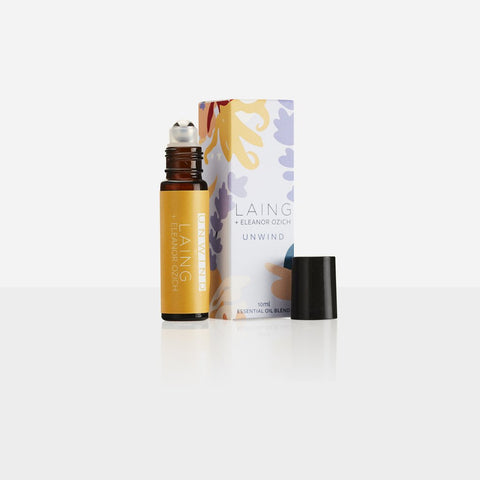 Essential Oil Roll On - Unwind