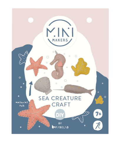 Sea Creature Craft Kit