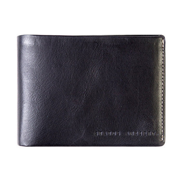 Hosea Men's Wallet - Black