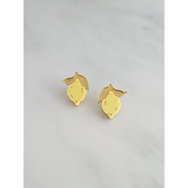 Lemon Studs - Mini