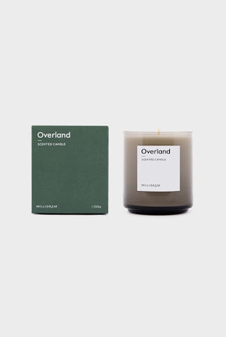 Scented Candle - Overland