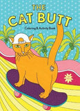 Cat Butt Colouring and Activity Book