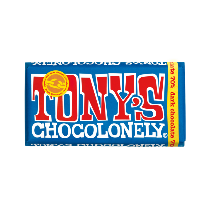 Tony's - Dark Chocolate
