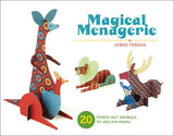 Magical Menagerie - Punch Out Animals