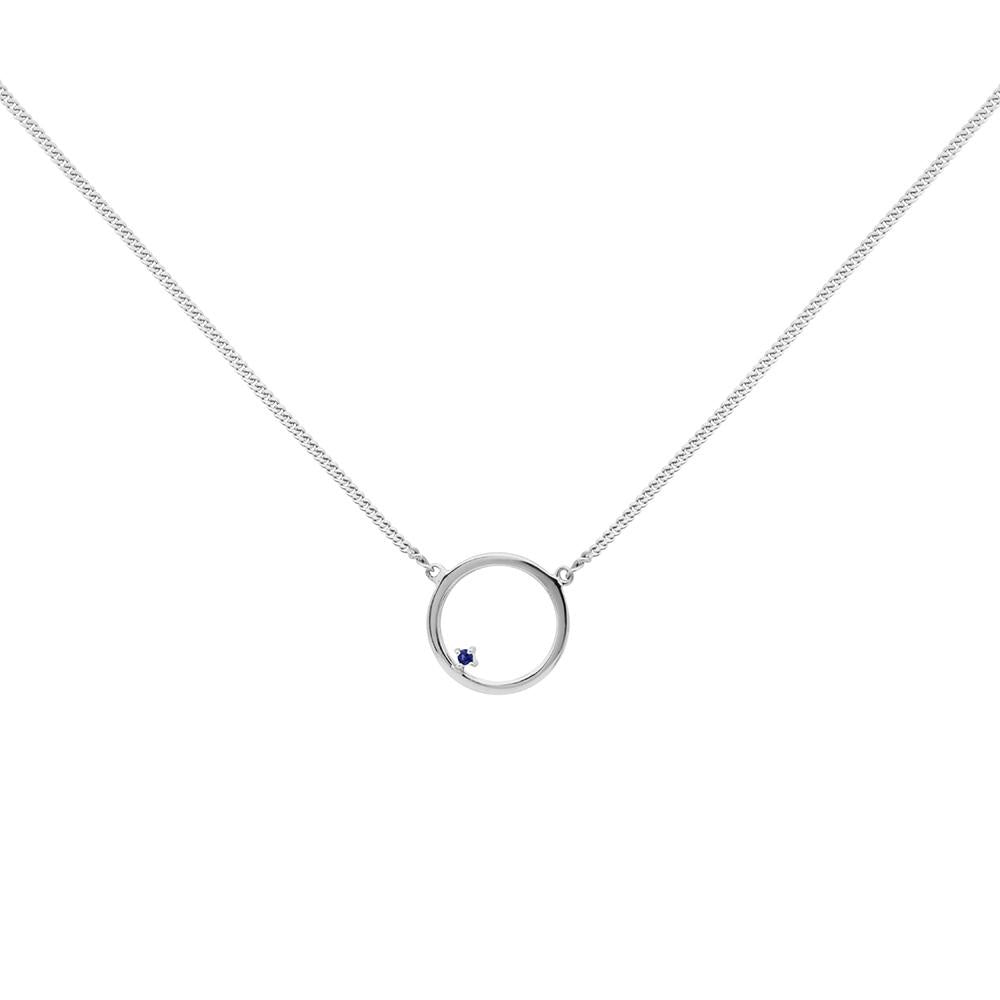 Free to Roam Petite Necklace - Silver