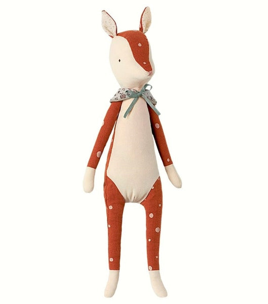 Bambi Boy Soft Toy - Small