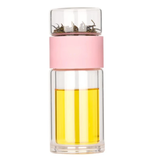 Tea Infuser and Flask - Rose