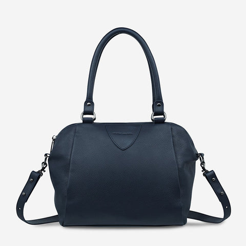 Force of Being Bag - Navy Blue