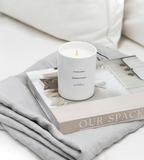 Soy Candle - Washed Cotton