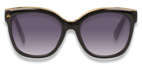 Lovey Dovey Sunglasses - Caviar Black