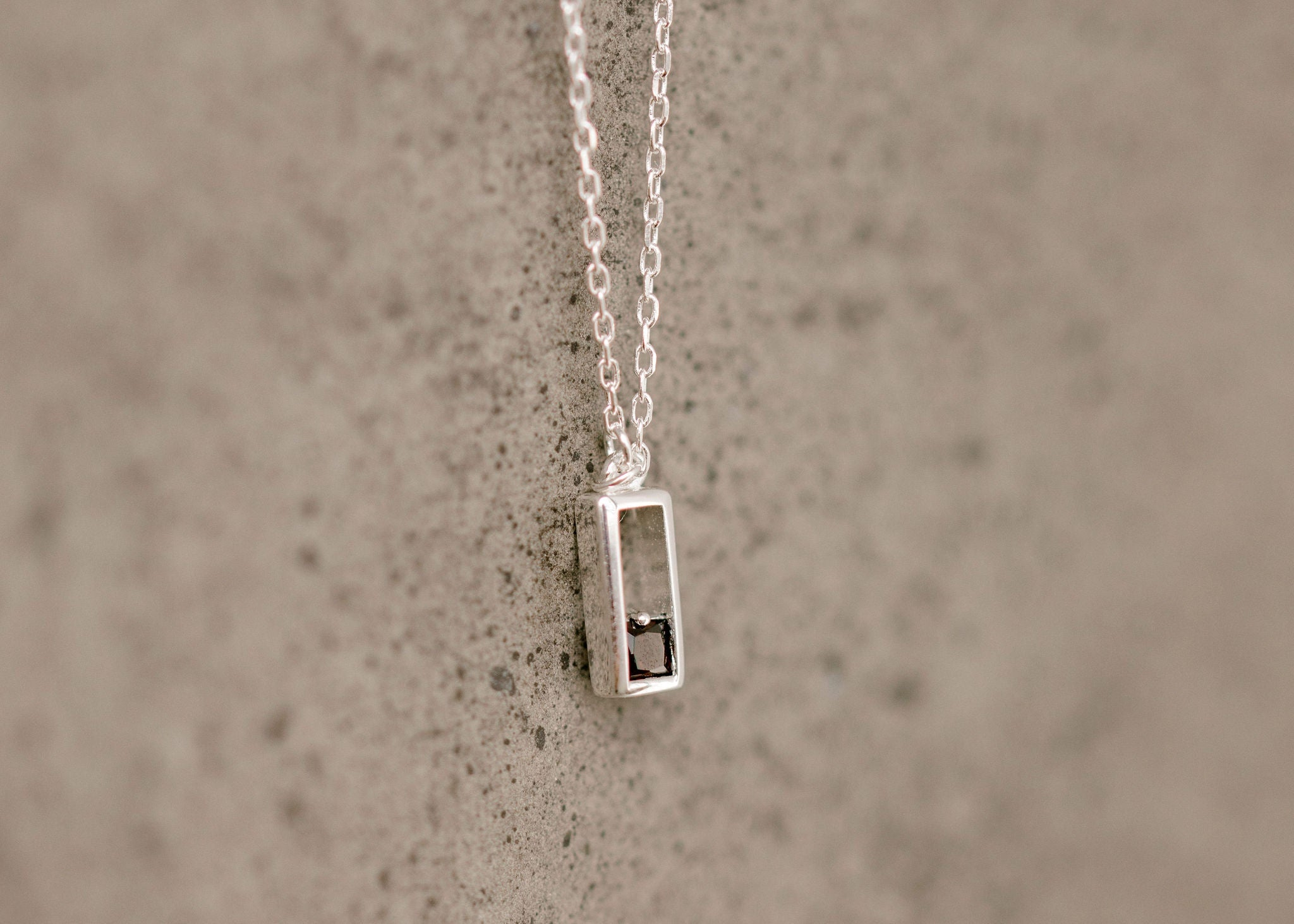 Realm Necklace - Silver