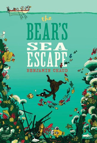 The Bear's Sea Escape Book