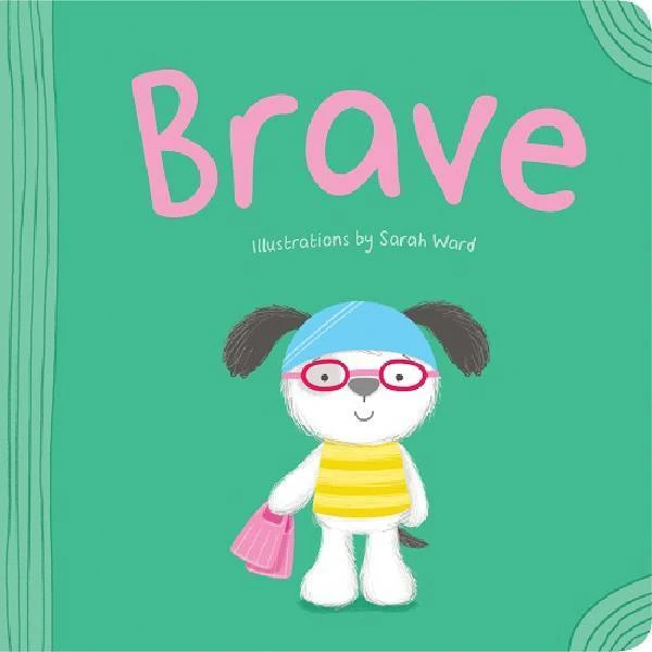 Brave - Resilience Board Book