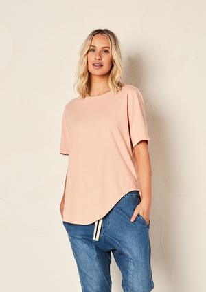 The Staple Tee - Pink