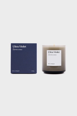 Scented Candle - Ultraviolet