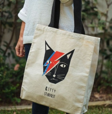 Kitty Stardust Tote