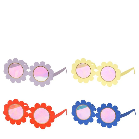 Flower Wearable Glasses