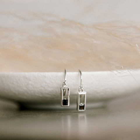 Realm Earrings - Silver