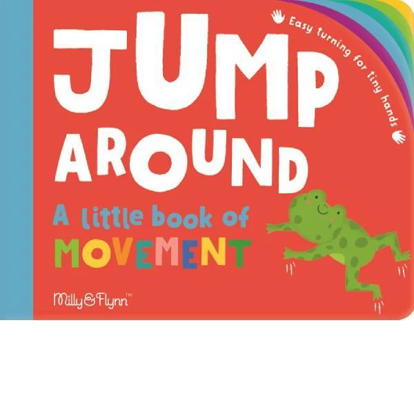 Jump Around - A Little Book of Movement