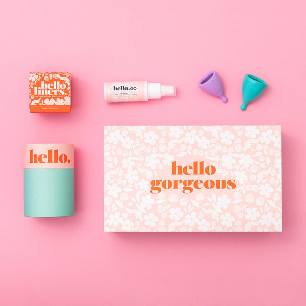 The Hello Cup Gift Pack
