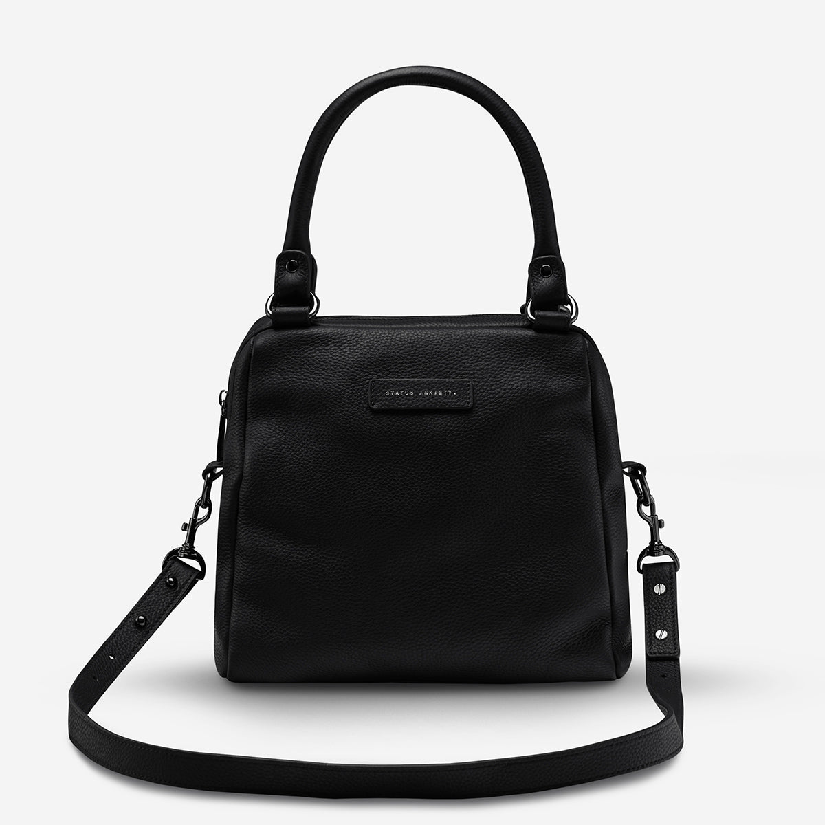 Last Mountains Bag - Black