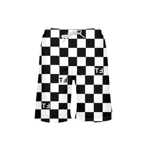TℲ Checkerboard Swim Trunk