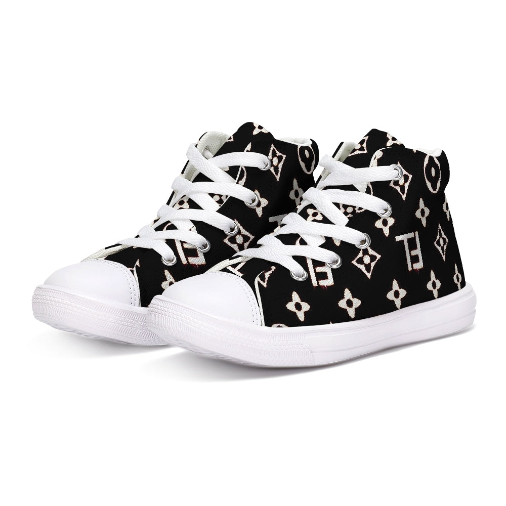 TℲ Designer Kids High Top Shoe