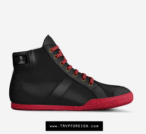 TℲ Brazy Red Bottom Womens Sneakers