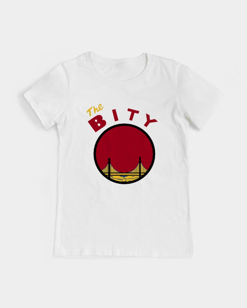 TℲ The Bity Womens Graphic Tee