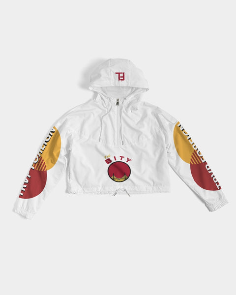 TℲ The Bity Womens Windbreaker