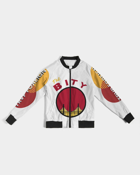 TℲ The Bity Womens Bomber Jacket LE