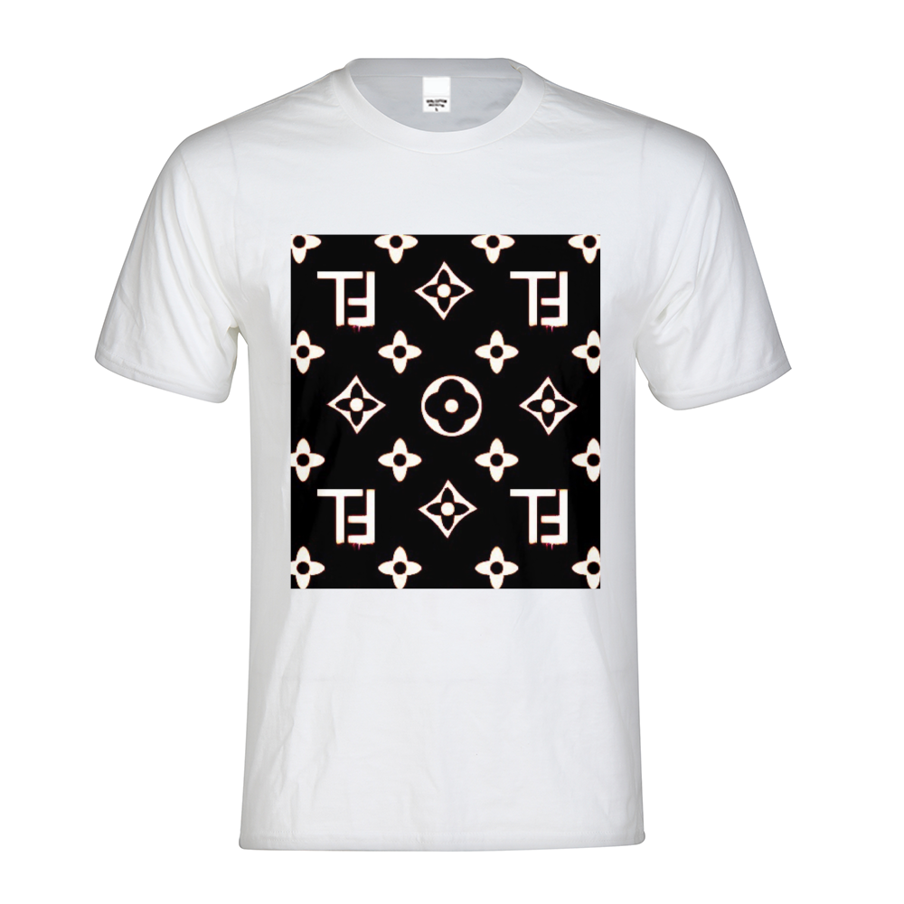 TℲ Designer Mens Graphic Tee