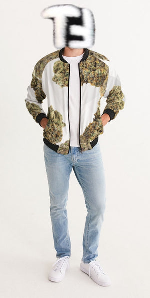 "TℲ ""Weed Is Not A Drug"" Designer Bomber Jacket"