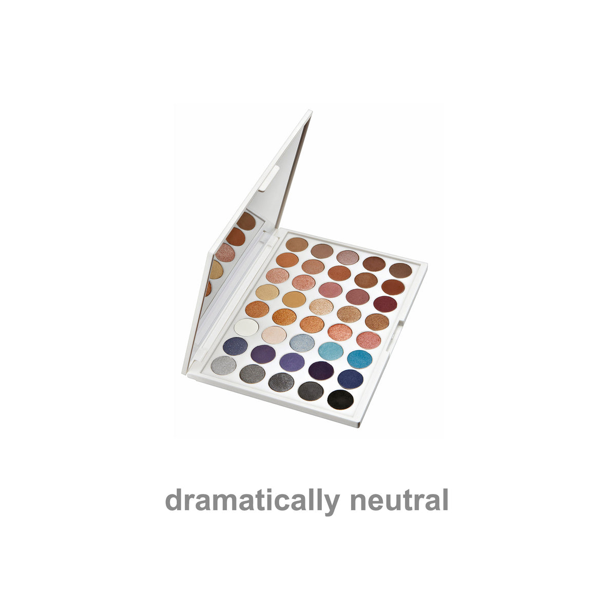 dramatically neutral