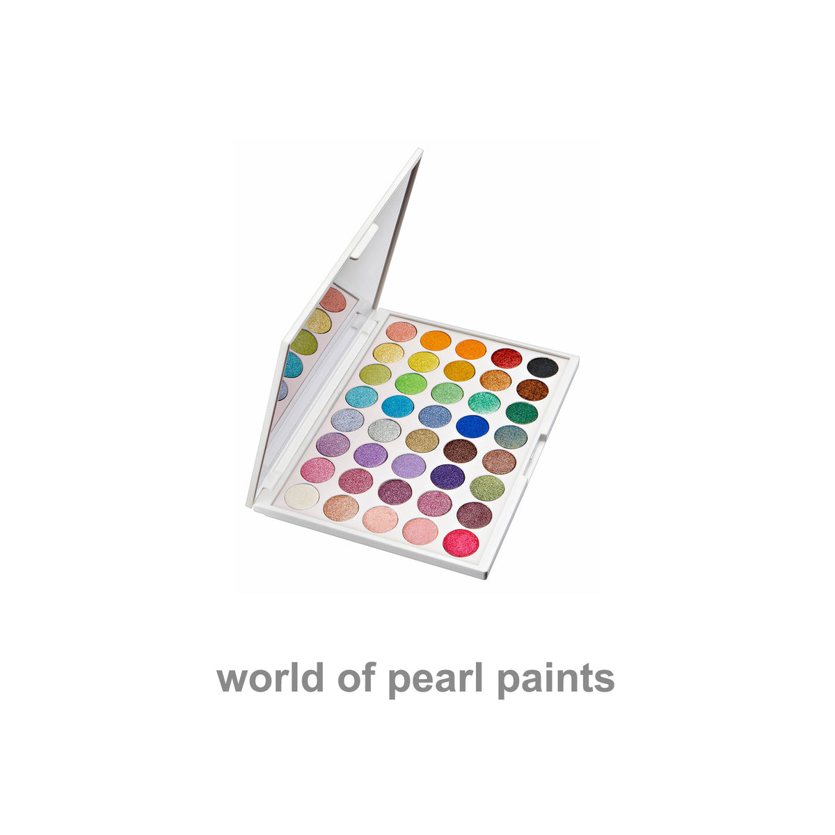 world of pearl paint