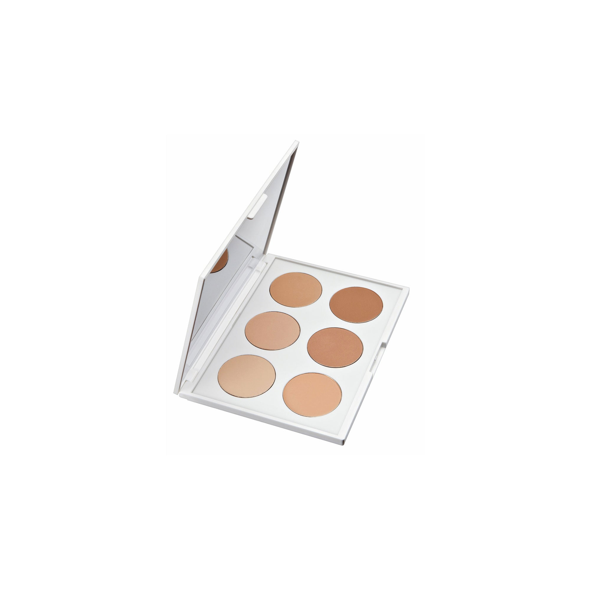 powder foundation pre-set palette