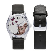 Load image into Gallery viewer, cat 578 Sphynx Watch