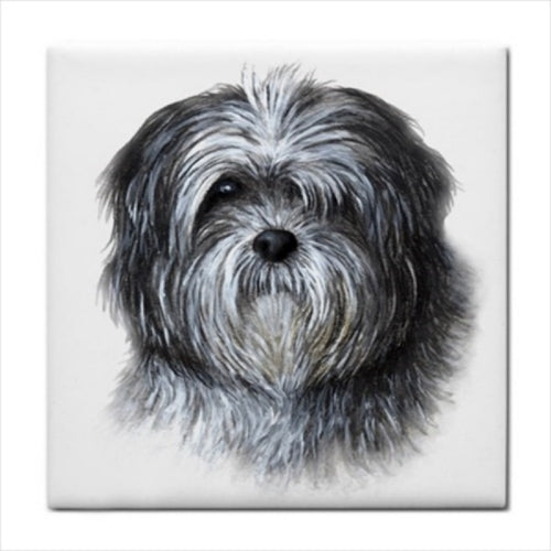 Dog 138 Shih Tzu Ceramic Tile