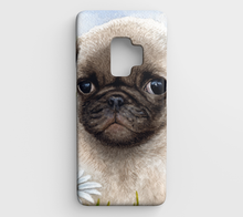 Load image into Gallery viewer, Dog 114 Pug Samsung Galaxy S9 phone case