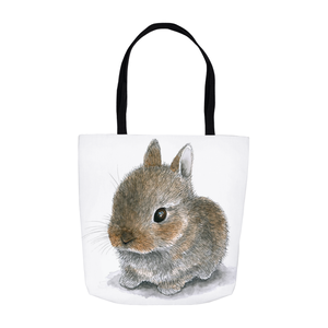 Rabbit 61 Tote Bag