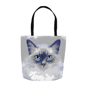 Cat 639 Tote Bag